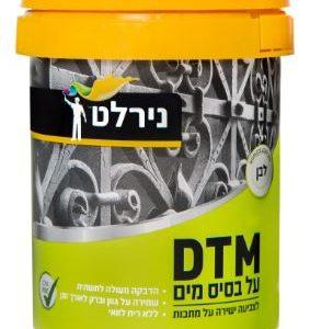DTM חלק על בסיס מים