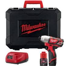 מברגה נטענת קומפקטית Milwaukee M12 BID-202C
